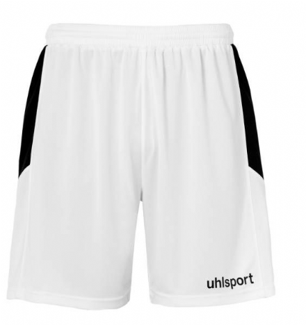 Goal Shorts White / Black